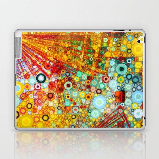 Rapture Laptop & iPad Skin