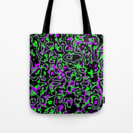 Rave Camouflage Tote Bag
