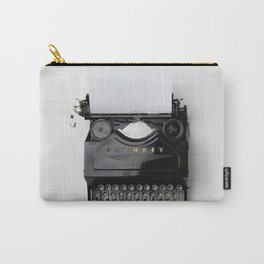 typewriter #society6 #decor #buyart Carry-All Pouch