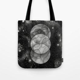 Three Moons Tote Bag
