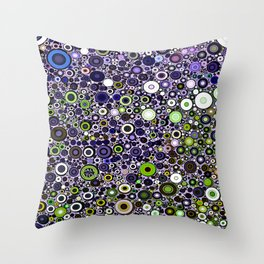 :: Day After :: Throw Pillow