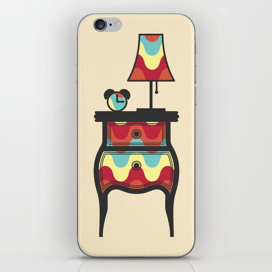bedtime story iPhone & iPod Skin