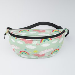 Pigs Can Fly! Fanny Pack