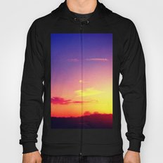 Colourful Sunset Hoody