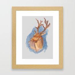 Price Hunt Framed Art Print