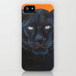 Bagheera iPhone Case