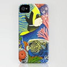 Angel Fish iPhone (4, 4s) Slim Case