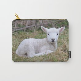 Lamb at rest Carry-All Pouch
