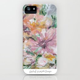 Day To Day Dreams iPhone Case