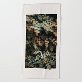 Growth (Autumn) Beach Towel