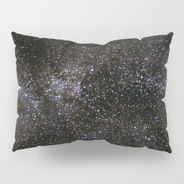 Milky Way Stars Pillow Sham