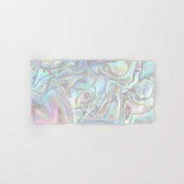 abalone whisper Hand & Bath Towel