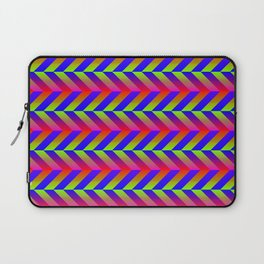 Zig Zag Folding Laptop Sleeve
