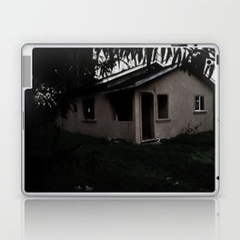 The Old Haunted House Laptop & iPad Skin