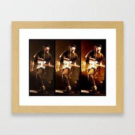 Tom Delonge Framed Art Print