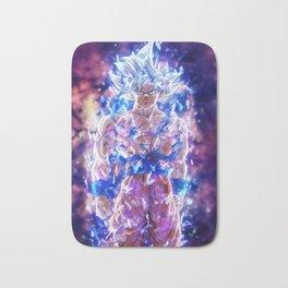 Dragon Ball Super Goku UI Bath Mat