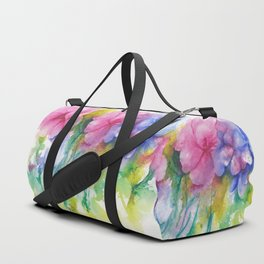 Tropical Color Anarchy Duffle Bag