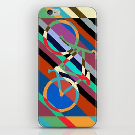 bicycle-ıı iPhone Skin