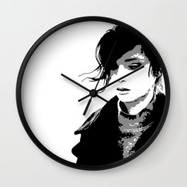 windy Wall Clock