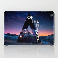 bastille iPad Cases featuring Bastille - Of The Night by Thafrayer