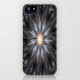 Gnarlie Time iPhone Case