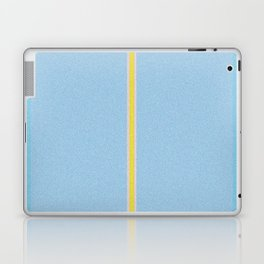 Re-Created Interference ONE No. 32 by Robert S. Lee Laptop & iPad Skin