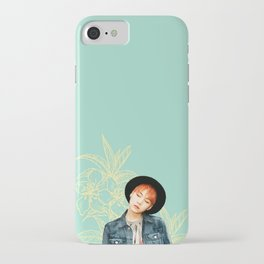Yoongi iPhone Case