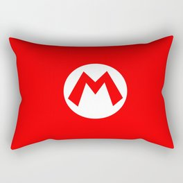 Nintendo Mario Rectangular Pillow