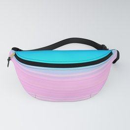 Unicorn Ombre Fanny Pack