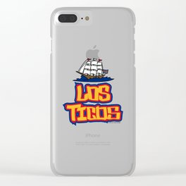 Costa Rica Los Ticos ~Group E~ Clear iPhone Case