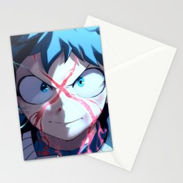 My Hero Academia Stationery Cards
