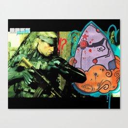 """Snaaaake !"" Canvas Print"