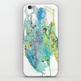 The Supplication iPhone Skin