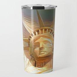 Statue de la liberté Travel Mug