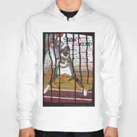 nba Hoodies featuring NBA PLAYERS - Shawn Kemp by Ibbanez