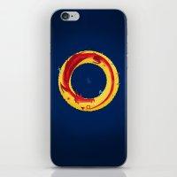 hobbit iPhone & iPod Skins featuring Hobbit by Wharton