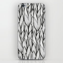 Abstract Leaves iPhone Skin