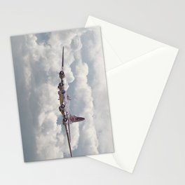 B17- 'Yankee Warrior' Stationery Cards