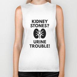 Urine Trouble Biker Tank