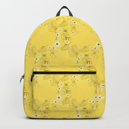 Tropical Dream - Inspirational Typography Backpack