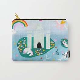 Unicorn Island Carry-All Pouch