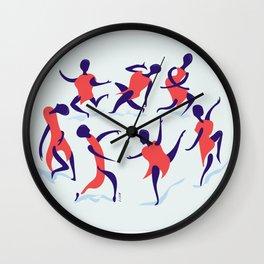 alors on danse Wall Clock