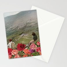 Life is a Bed of Roses Stationery Cards