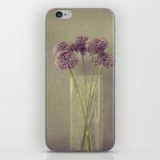 Fleurs iPhone & iPod Skin