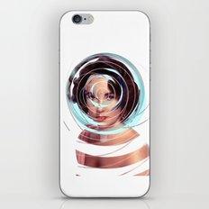 Heirate Mich iPhone Skin