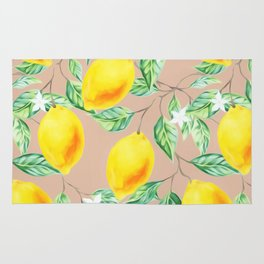 Lemon Fresh #society6 #decor #buyart Rug