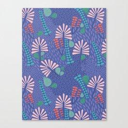 Botanical Geometry-H01 Canvas Print