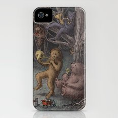 Forest Music  Slim Case iPhone (4, 4s)