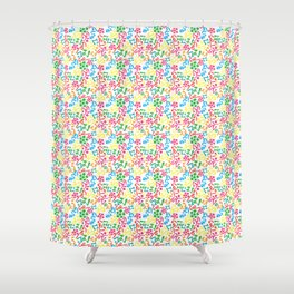 Free Tibet Party Shower Curtain