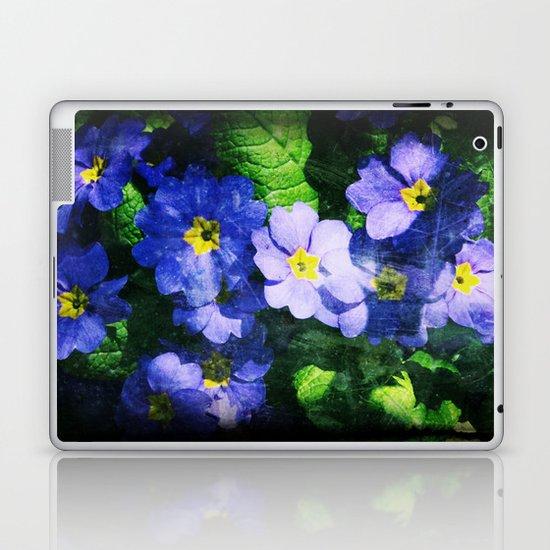 bluest ones Laptop & iPad Skin